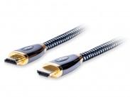 AQ Kábel HDMI 2.0 pre 4K/UHD, min. 18 Gb/s, HDR, dĺžka 10m