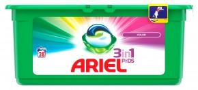 Ariel Color - 28 kapslí POŠKODENÝ OBAL
