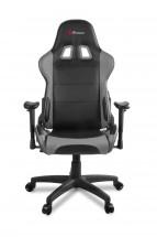 AROZZI herní židle VERONA V2/ černošedá - VERONA-V2-GY