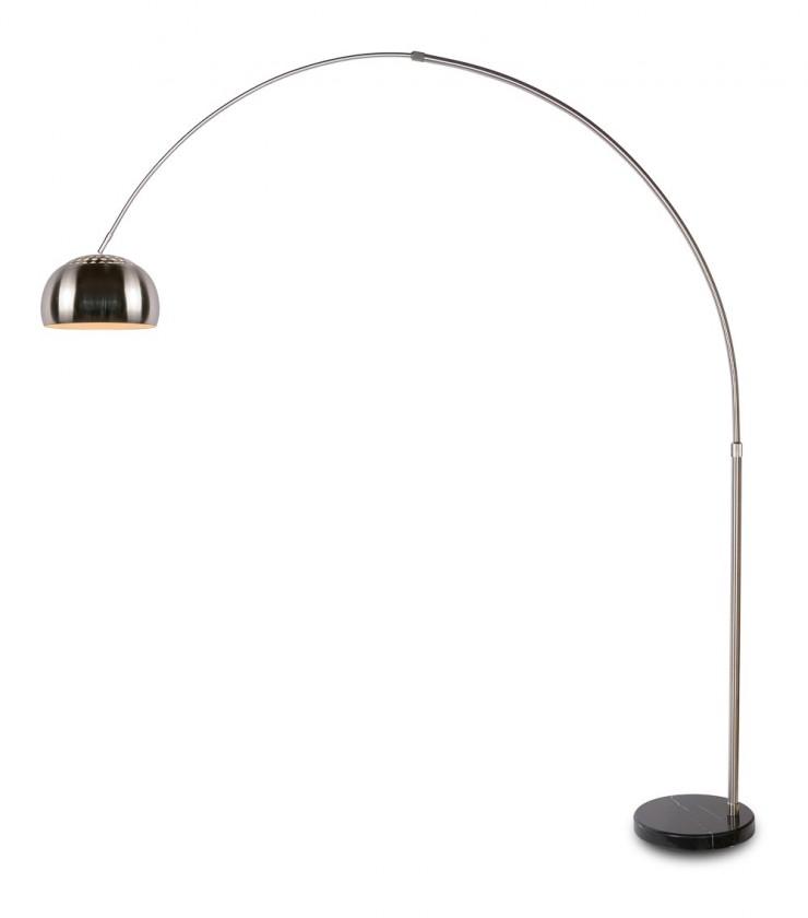 Arq - lampa, 60W, E27 (sivá)