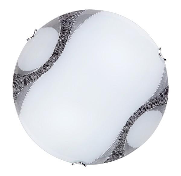 Art - Nástenná svietidla, E27 (biela/chrom)