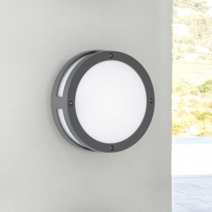 Astoria - Nástenné svietidlo, LED (antracit)