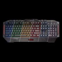 ASUS Cerberus MK2 black gaming keyboard (CZ/SK layout)