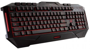 ASUS Cerberus MK2 black gaming keyboard (CZ/SK layout)