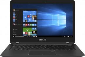 ASUS ZenBook Flip UX360UAK, černá UX360UAK-DQ417T + darček batoh Nike Academy