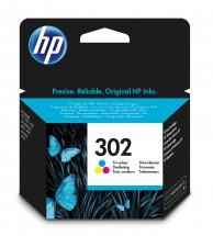Atramentová kazeta HP 302 3barevná