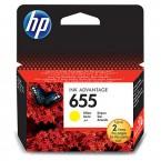 Atramentová kazeta HP CZ112AE žltá