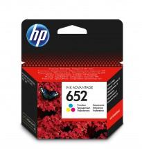 Atramentová kazeta HP F6V24AE č. 652 Tri-color