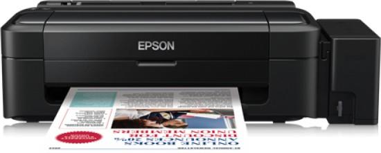 Atramentová tlačiareň EPSON tiskárna ink L110, CIS, A4, 27ppm, 4ink, USB, TANK SYSTEM