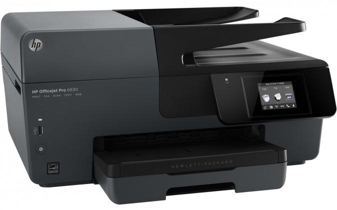 Atramentová tlačiareň HP Officejet Pro 6830 E3E02A
