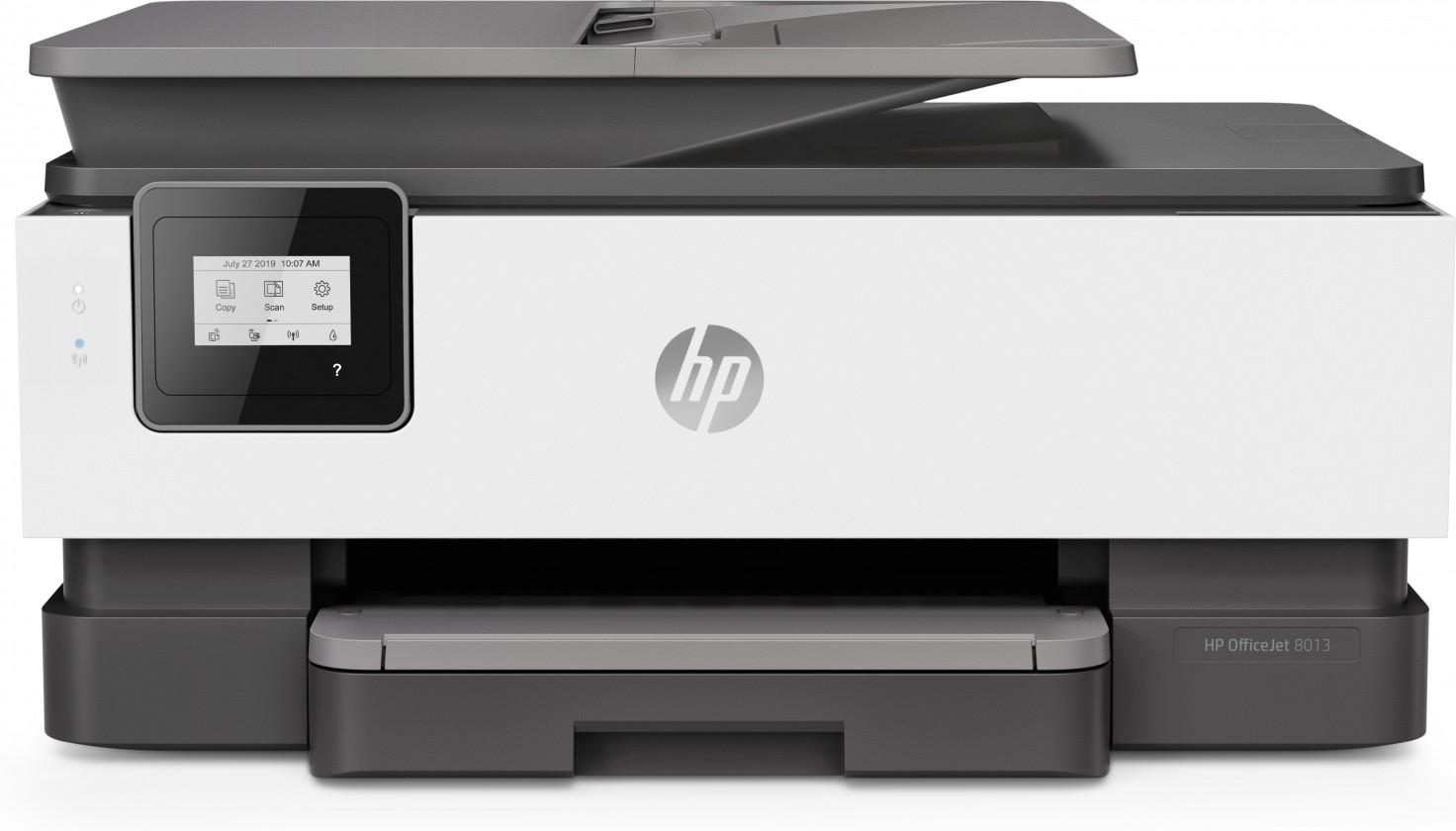 Atramentová tlačiareň Multifunkčná atramentová tlačiareň HP All-in-One Officejet 8013