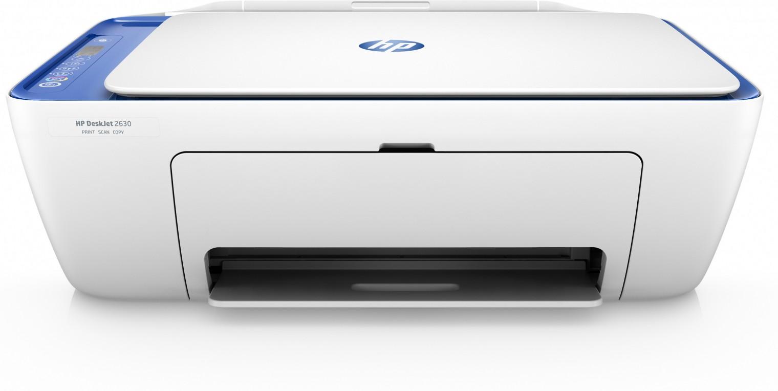 Atramentová tlačiareň Multifunkčná atramentová tlačiareň HP DeskJet 2630  farebná