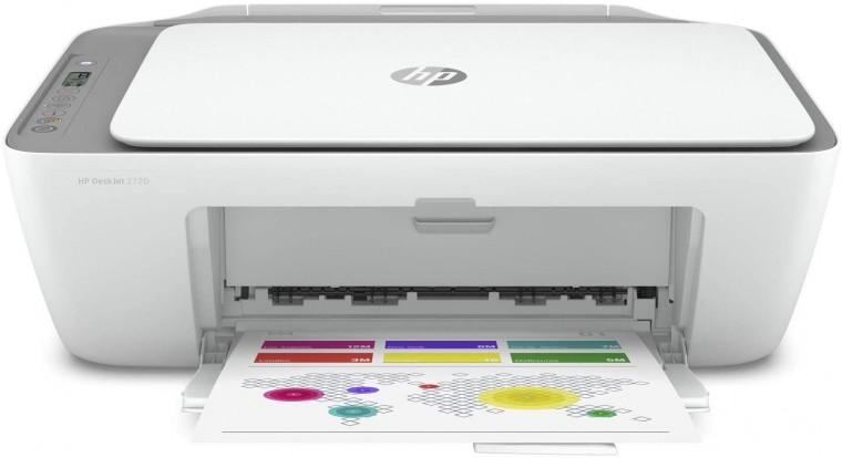 Atramentová tlačiareň Multifunkčná atramentová tlačiareň HP DeskJet 2720