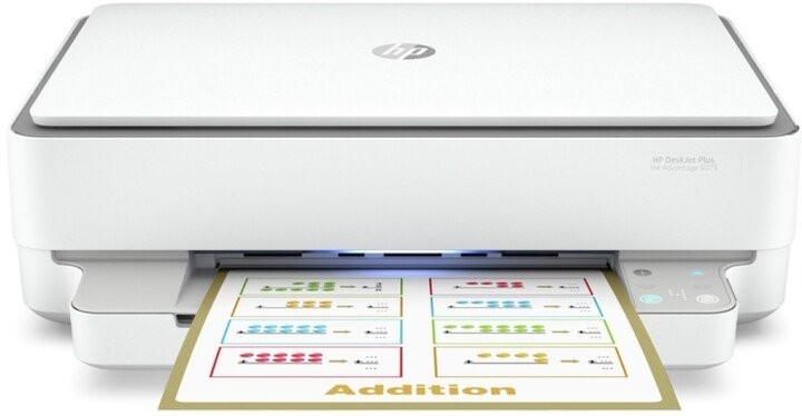Atramentová tlačiareň Multifunkčná atramentová tlačiareň HP DeskJet IA 6075 POUŽITÉ, NE