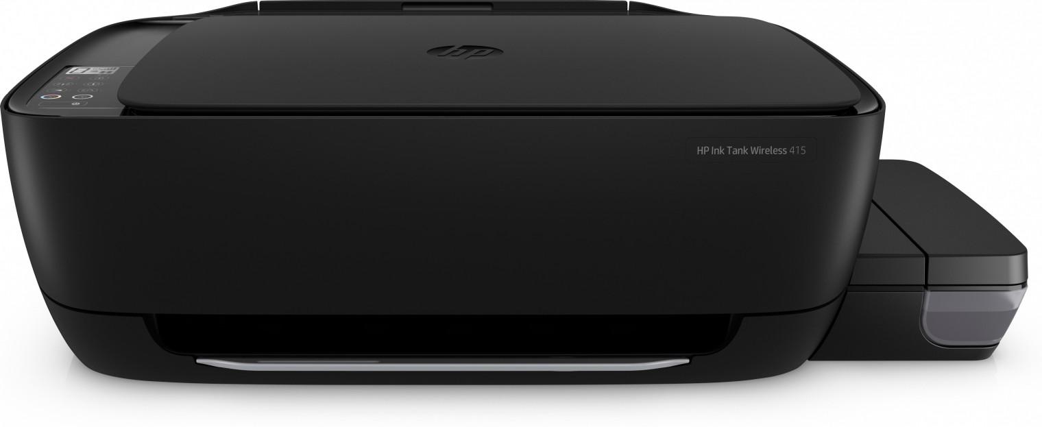 Atramentová tlačiareň Multifunkčná atramentová tlačiareň HP Ink Tank Wireless 415