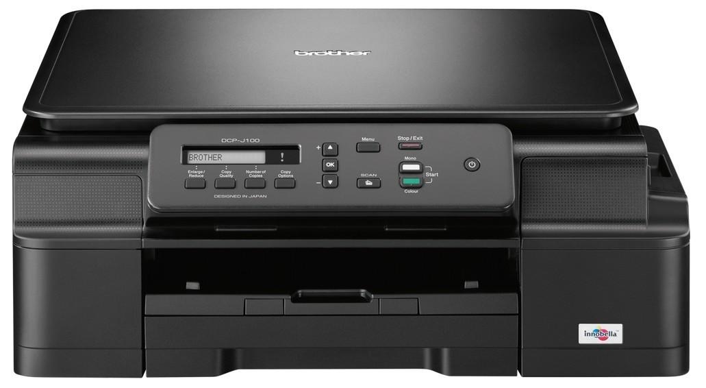 Atramentové multifunkce Brother DCP-J100 (tisk./kop./sken.)
