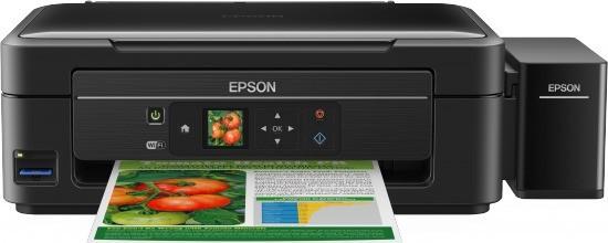 Atramentové multifunkce Epson L455