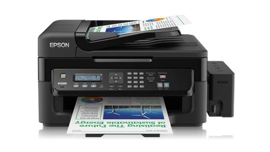 Atramentové multifunkce  Epson L550