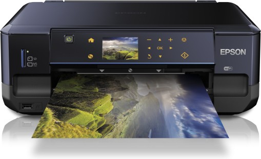Atramentové multifunkce EPSON Tiskárna ink Expression Premium XP-610 A4, 32ppm, WIFI,USB