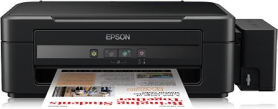 Atramentové multifunkce EPSON tiskárna ink L210 MFZ, CIS, A4, 27ppm, 4ink,USB,TANKSYSTEM