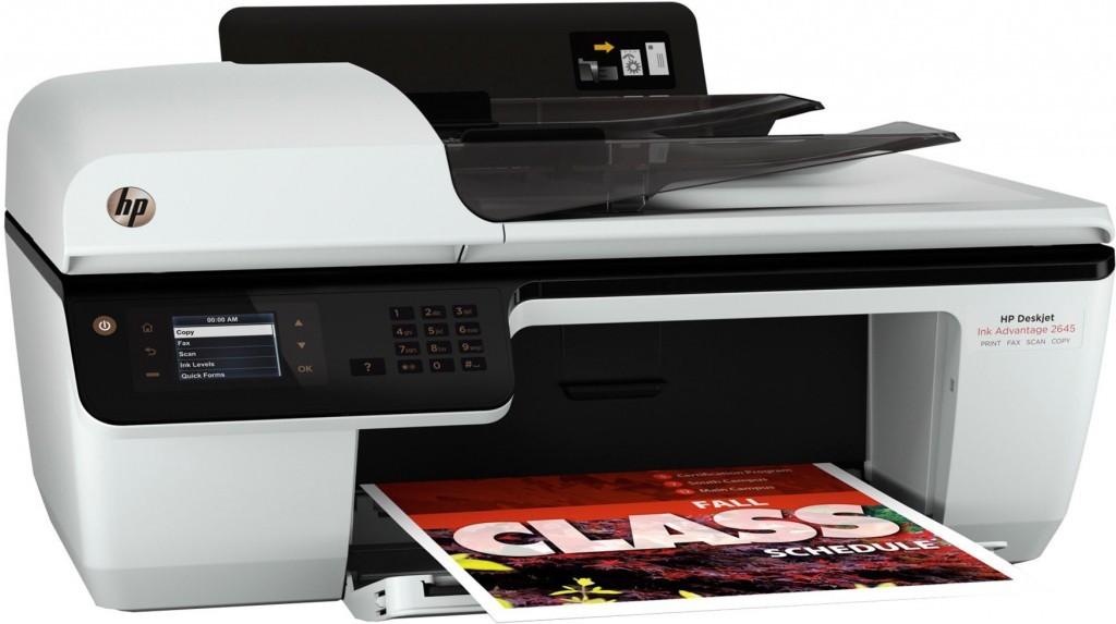 Atramentové multifunkce HP Deskjet Ink Advantage 2645 D4H22C ROZBALENÉ