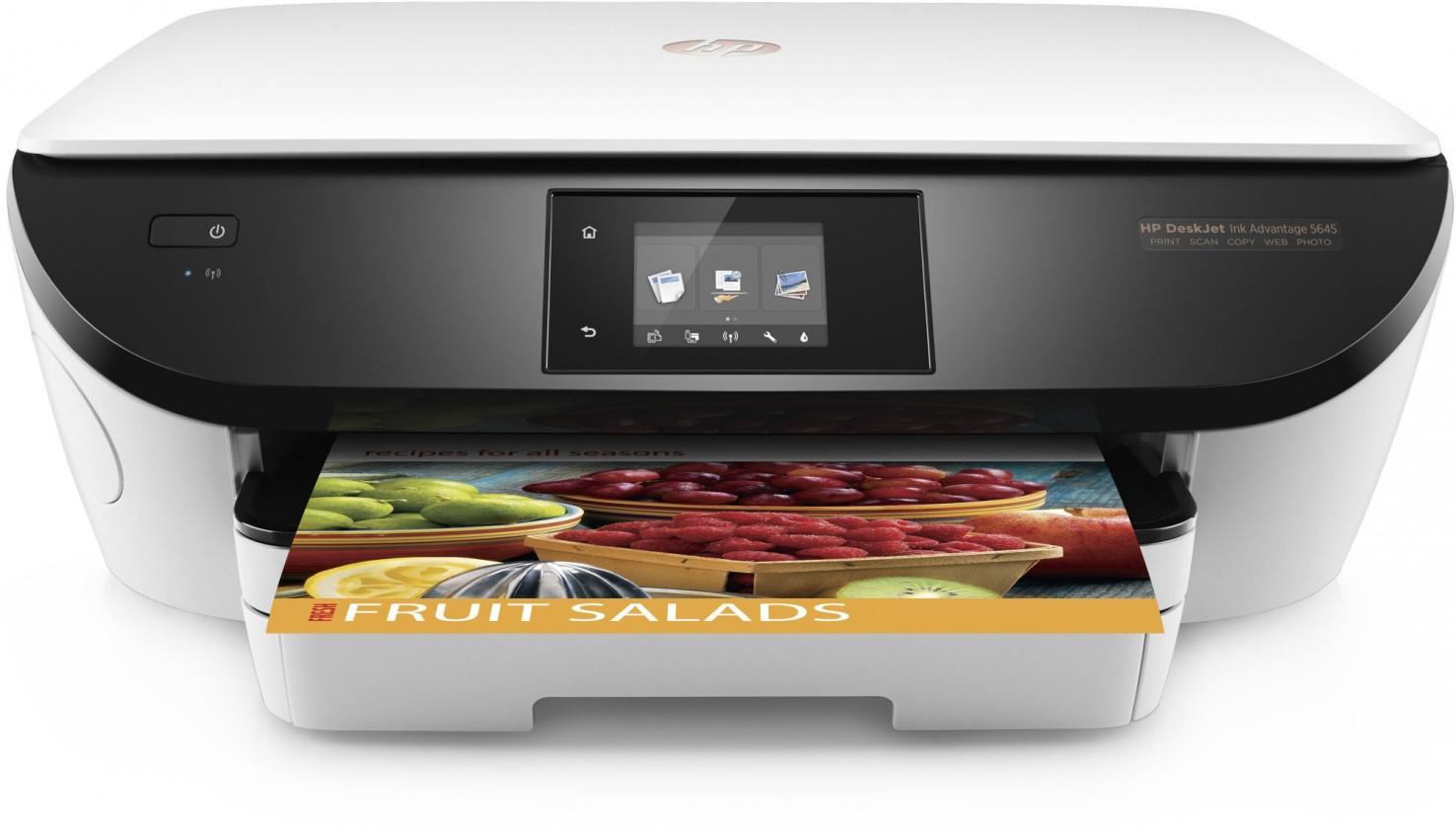 Atramentové multifunkce HP DeskJet Ink Advantage 5645 B9S57C