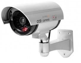 Atrapa bezpečnostnej kamery Technaxx TX-18