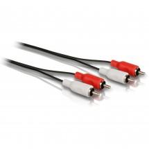 Audio kábel Philips SWA2521W/10, stereofónny, 1,5 m