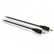 Audio kábel Philips SWA2533W/10, stereofónny, prepojovací, 3 m