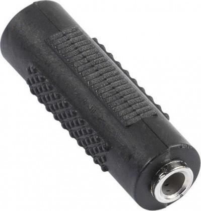 Audio káble, repro káble + konektory Adaptér Vivanco 41108, jack/jack