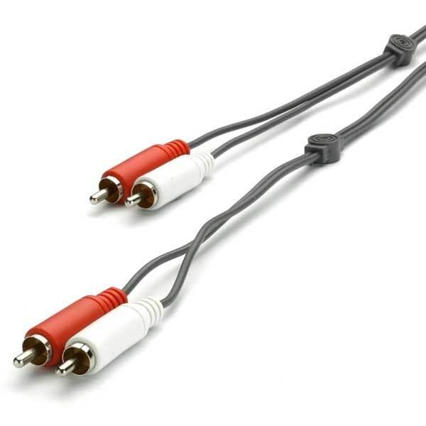 Audio káble, repro káble + konektory Audio kábel 2x Cinch / 2x Cinch Vivanco V30187 5m