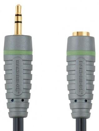 Audio káble, repro káble + konektory  Bandridge BAL3603