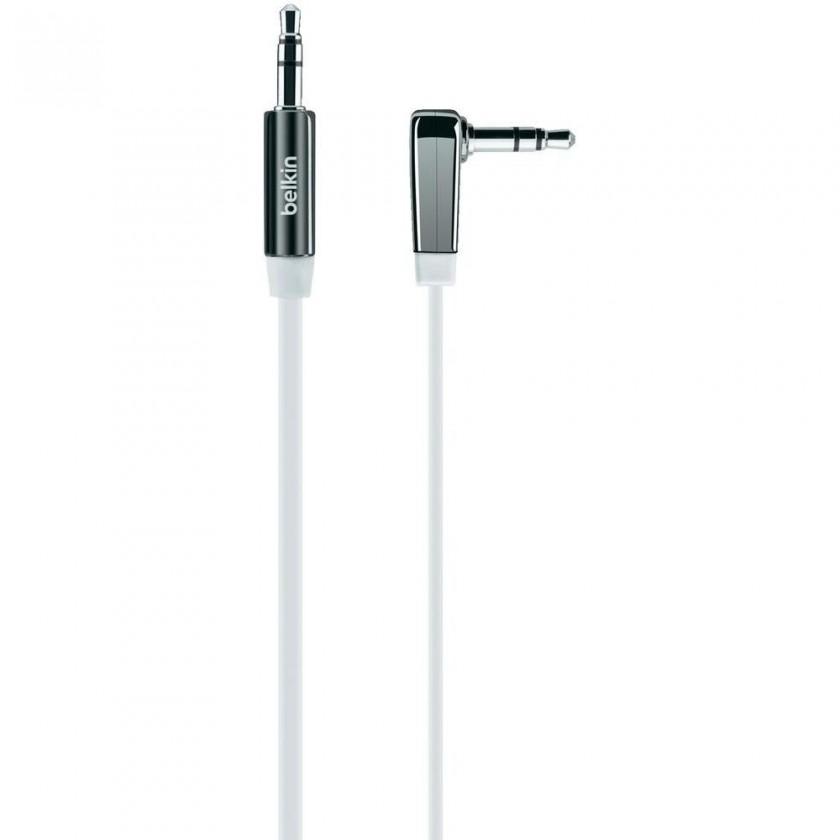 Audio káble, repro káble + konektory Belkin AV10128cw03-WHT