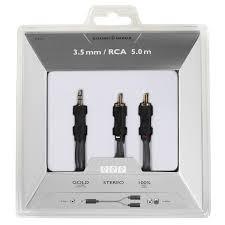 Audio káble, repro káble + konektory  Vivanco 31975