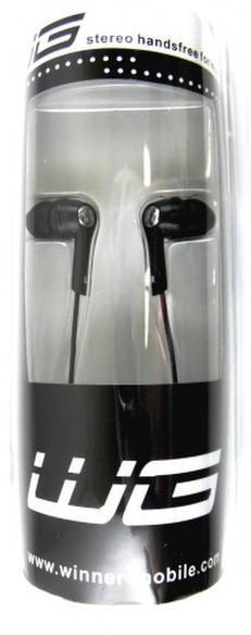 """Audio ZLACNENÉ Handsfree stereo """"N"""" LG KG800 ROZBALENO"""