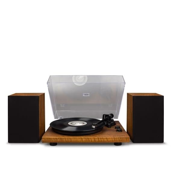 Audio zľavnené Crosley C62 - Walnut POUŽITÉ, NEOPOTREBOVANÝ TOVAR