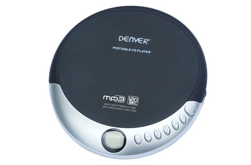 Audio zľavnené Denver DMP-389 POUŽITÝ, NEOPOTREBOVANÝ TOVAR