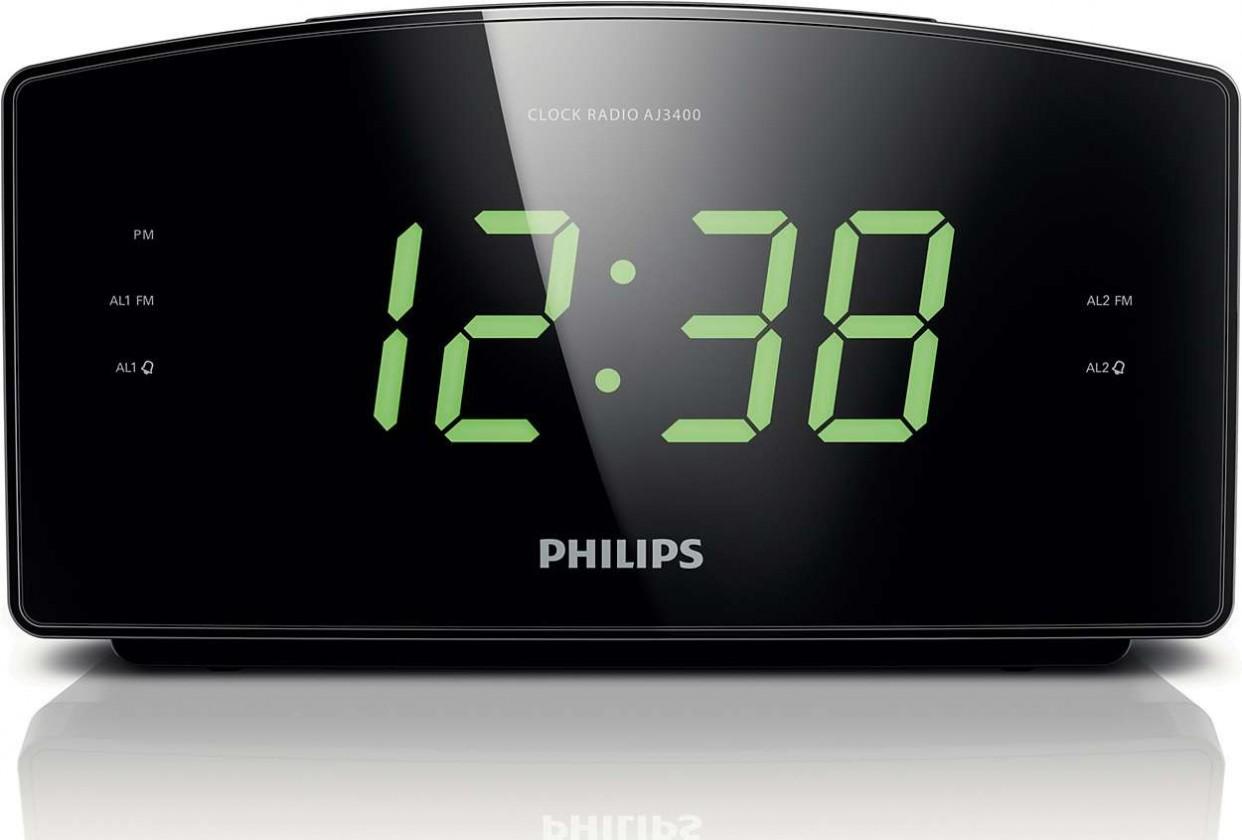 Audio zľavnené Philips AJ3400/12 POUŽITÝ, NEOPOTREBOVANÝ TOVAR
