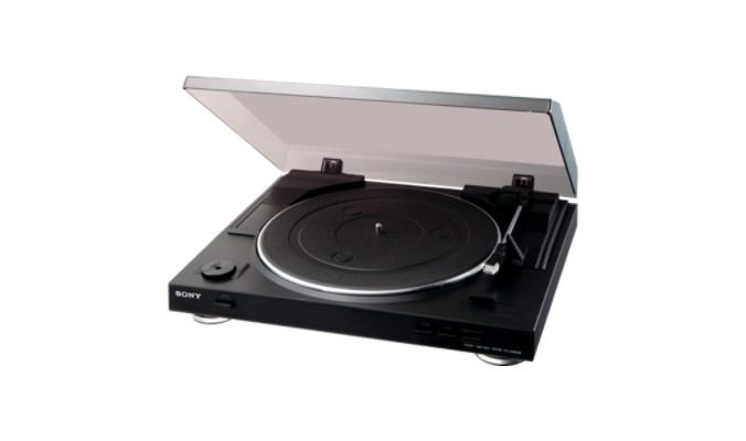 Audio zľavnené Sony gramofon PS-LX300USB POUŽITÝ, NEOPOTREBOVANÝ TOVAR