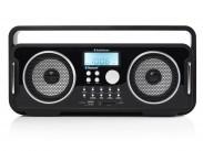 Audiosonic RD-1556, čierna