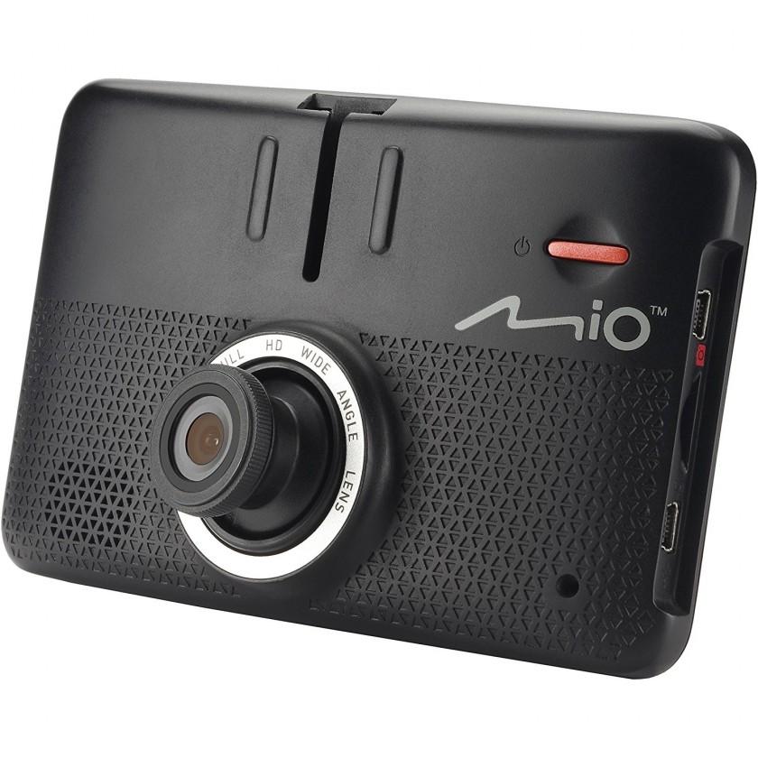 """Auto navigácia 2v1 Kamera + GPS Mio MiVue Drive 65, 6,2"""" doživotná aktualizácia"""