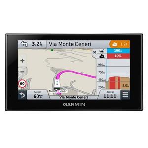 Auto navigácia Garmin Camper 660LMT-D