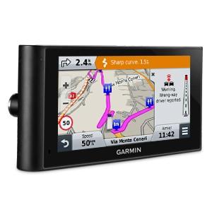 Auto navigácia Garmin dezlCam LMT Lifetime