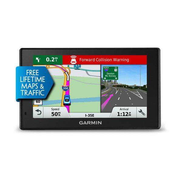 Auto navigácia Garmin DriveAssist 50T Lifetime Europe45