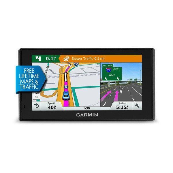 Auto navigácia Garmin DriveSmart 50 Lifetime Europe45