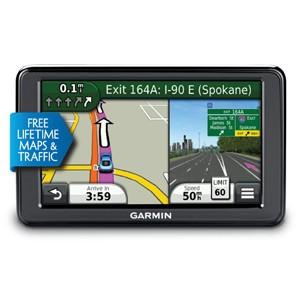 Auto navigácia  Garmin nüvi 2595 LifeTime + Topo Czech