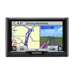 Auto navigácia Garmin nüvi 57LM CE Lifetime ROZBALENÉ