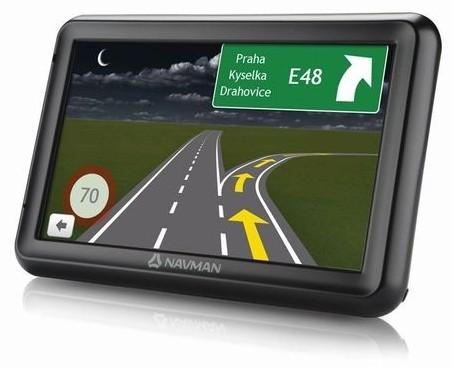 """Auto navigácia GPS Navigácia Mio Navman 5000, 5"""" doživotná aktualizácia"""