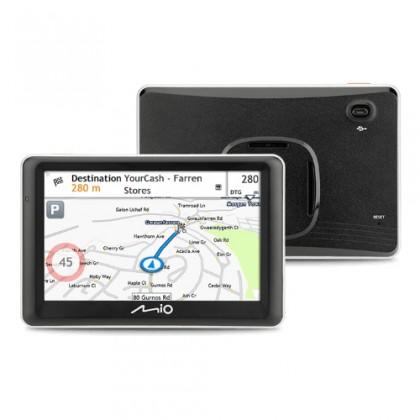 """Auto navigácia GPS Navigácia Mio Spirit 7700, 5"""" doživotná aktualizácia"""