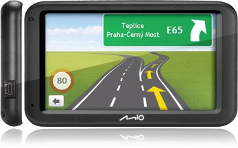 Auto navigácia  MIO MOOV M610 FULL EUROPE